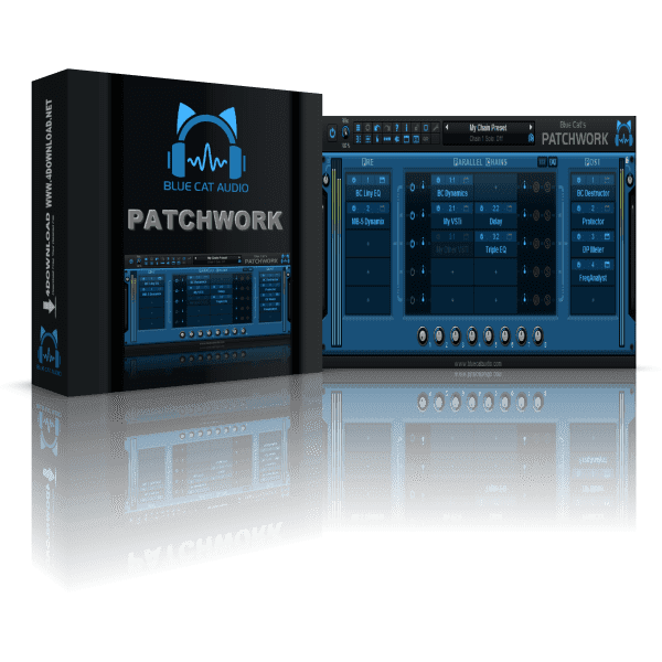 Blue Cat's PatchWork v2.4 Full version