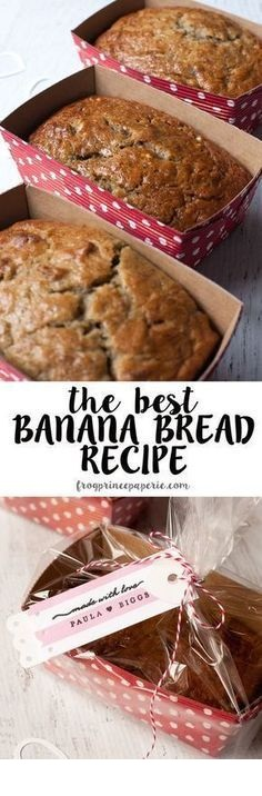 Best Banana Bread With Sour Milk Recipe