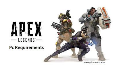 Apex Legends Pc Requirements