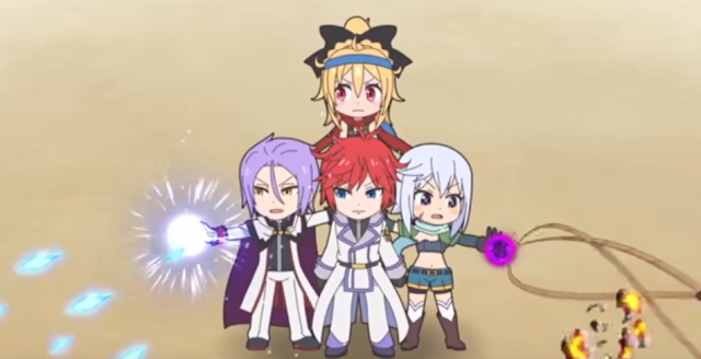Isekai Quartet 2