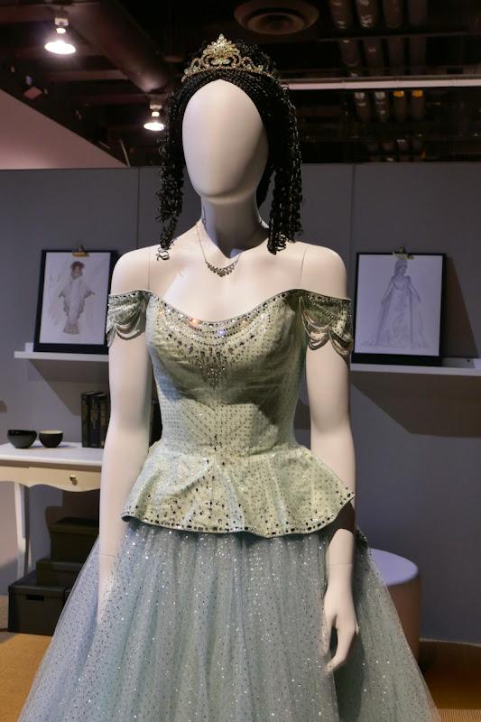 Brandy Cinderella 1997 costume
