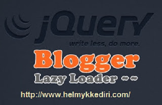 Script Lazy Mempercepat Loading Blog