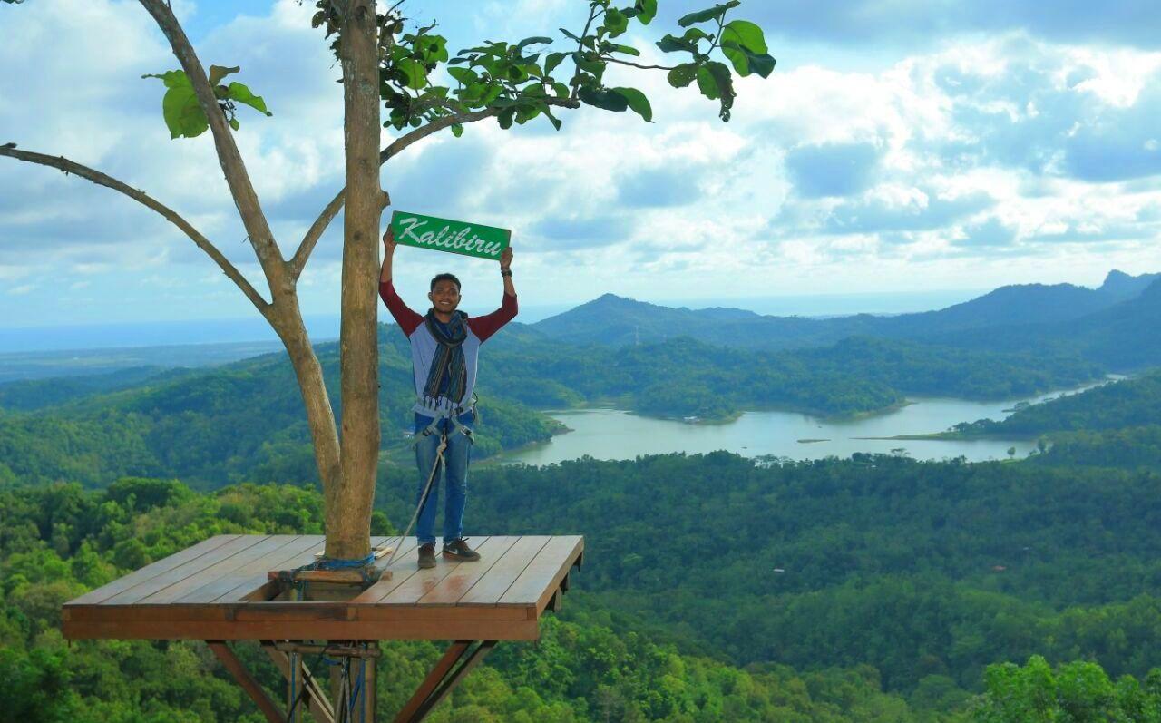 Wisata Alam Kalibiru Kulon Progo Tiket Masuk Paket Wisata
