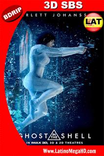 Ghost in the Shell: Vigilante Del Futuro (2017) Latino Full 3D SBS BDRIP 1080P - 2017
