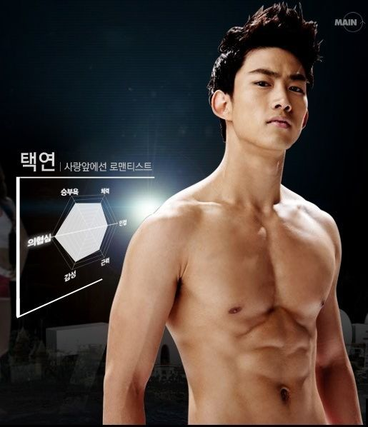 Filebook: You're Idols Chocolate Abs