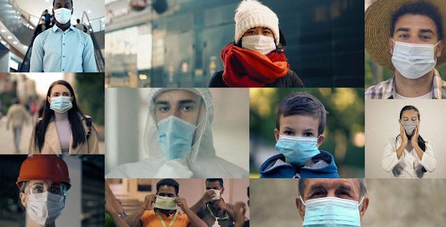 """""""Tanto el cambio climático como la pandemia de COVID-19 son crisis que solo podemos abordar desde la unidad, como parte de una transición hacia un futuro inclusivo y sostenible"""", destaca el Secretario General en su mensaje de año nuevo.Noticias ONU"""