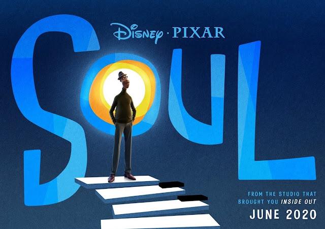 Pixar Soul Poster Edit