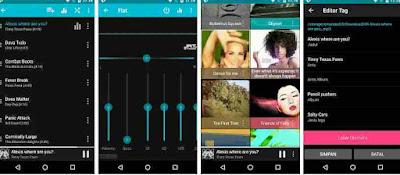 Aplikasi Player roket