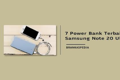 7 Power Bank Terbaik untuk Samsung Galaxy Note 20 Ultra