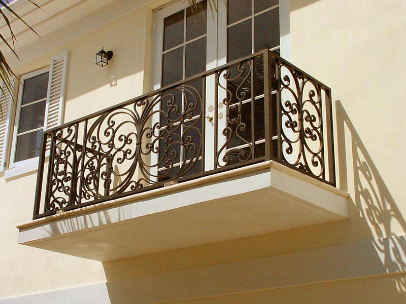 Balcony Grill Design Terraces