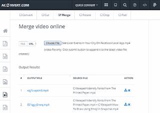 situs web gratis untuk menggabungkan beberapa video secara online Situs Gratis Untuk Menggabungkan Beberapa Video secara online