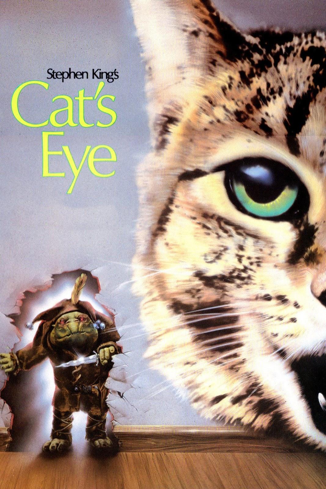 Cat's Eye [1985] [DVDR] [NTSC] [Subtitulado]