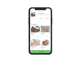 Point Of Service Food Ordering System