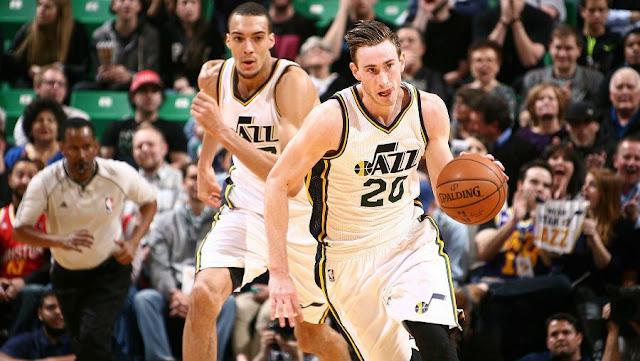 Les jeunes du Jazz devraient jouer les playoffs NBA 2017