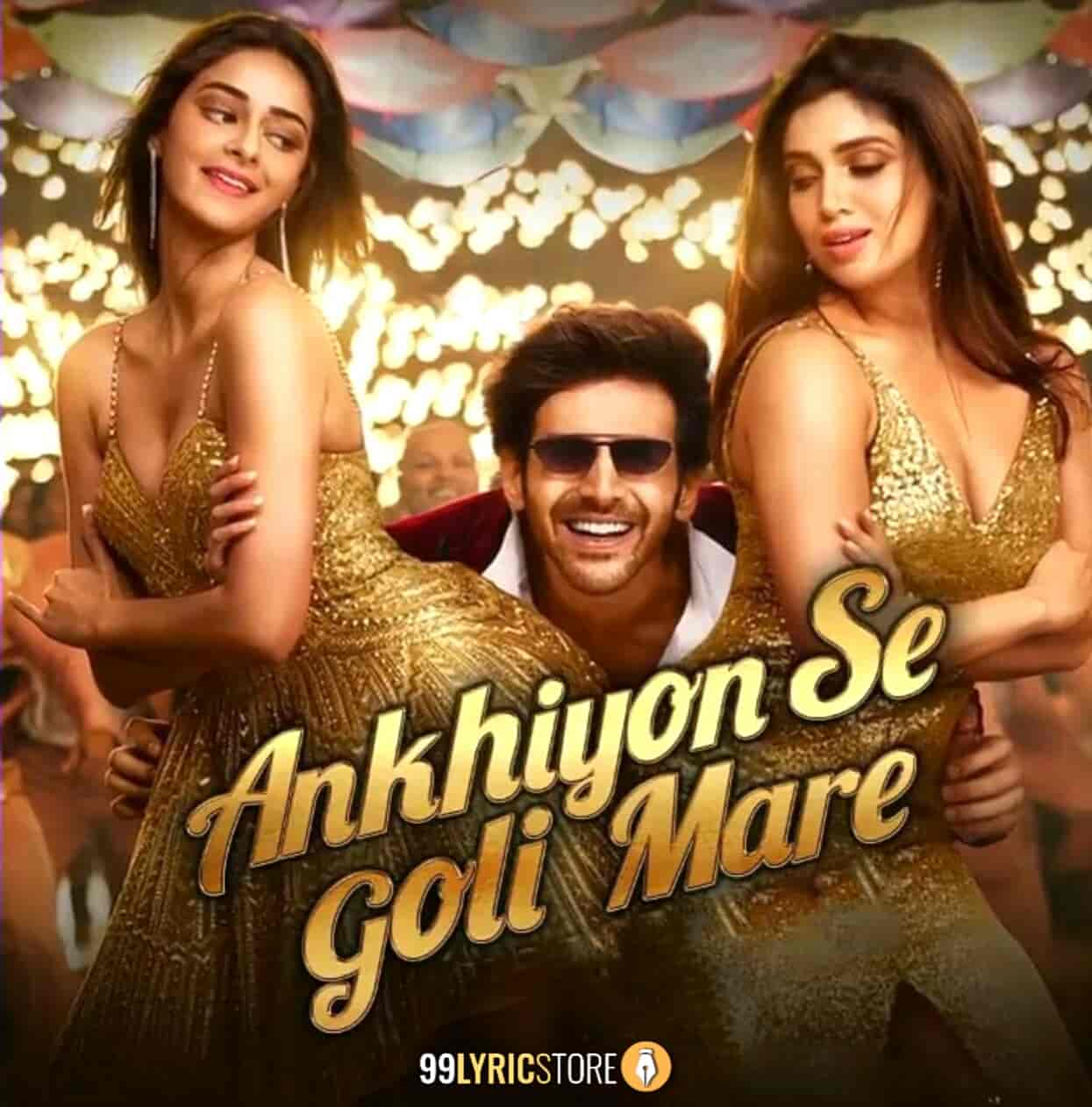 Ankhiyon Se Goli Maare Song Images from movie Pati Patni Aur Woh
