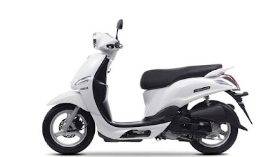 Yamaha D'elight Scooter 2016