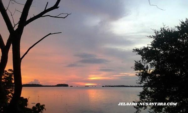 explore wisata private pulau pari