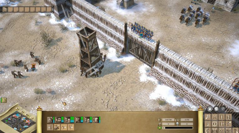 Praetorians HD Remaster pc español
