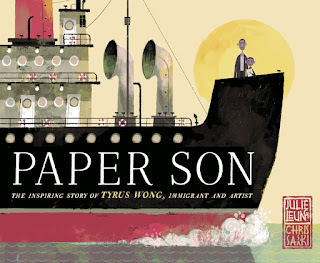 review of Paper Son by Julie Leung