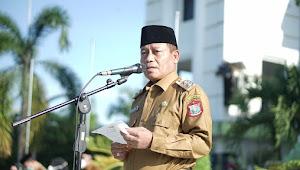 Pimpin Apel Perdana Pemerintahan Bulan Mei, Ini Pesan Wakil Wali Kota Tanjungbalai Kepada Seluruh ASN