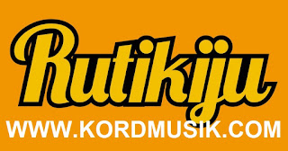 Kunci Gitar Rutikiju - Happy Happy