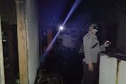 Diduga Akibat Korsleting, Sebuah Rumah di Kutasari Terbakar