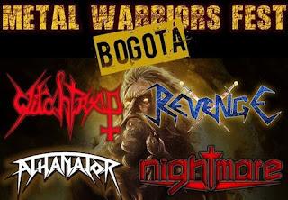 METAL WARRIORS FEST BOGOTÁ 2020