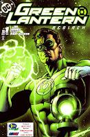 Lanterna Verde - Renascimento #1