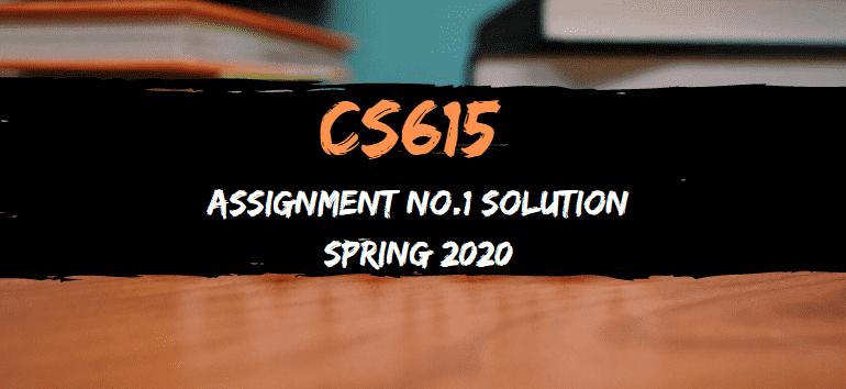 cs615