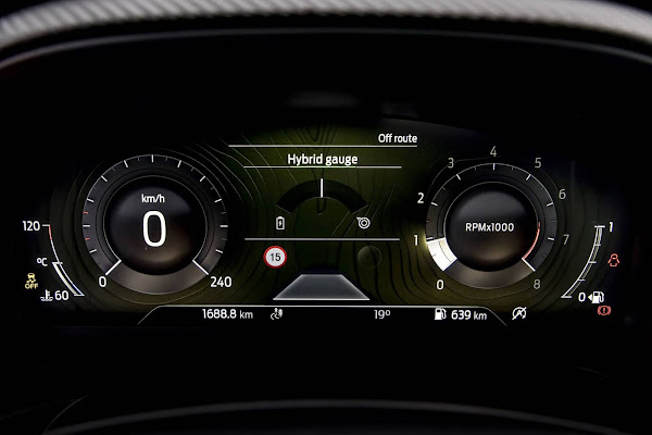 Ford Puma e Fiesta híbridos obtêm câmbio DCT de 7 marchas  - Europa