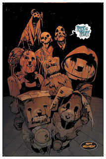 Legendary Comics Deluxe Edition TRICK 'R TREAT Comic Book Collection