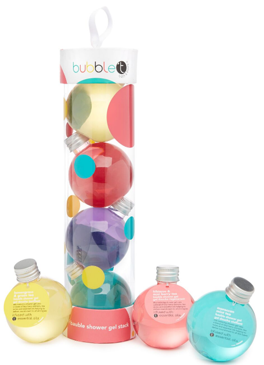 Bubble-T Bath and Body Bauble