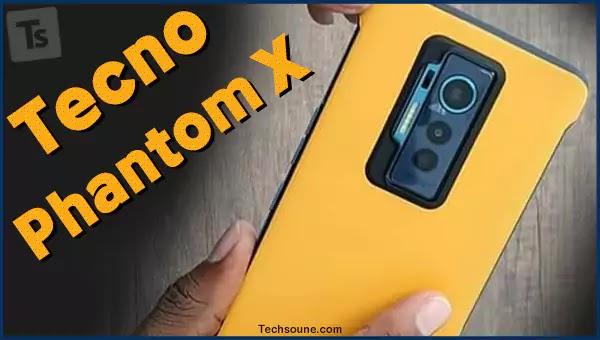 هذه هي صور ومواصفات هاتف Tecno Phantom X [تسريب]