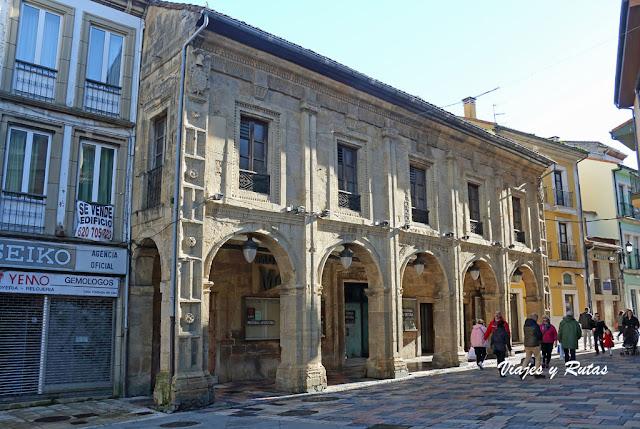 Palacio de Llano Ponte o de García Pumarino de Avilés