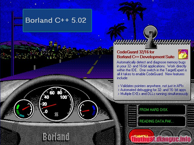 Download Borland C++ 5.02 for Windows Full