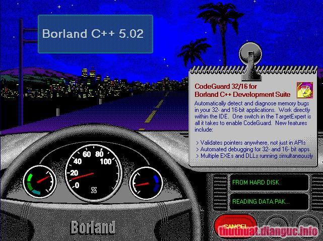 Download Borland C++ 5.02 for Windows Full