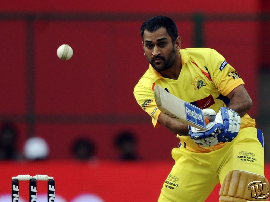 Ms Dhoni Csk Hd Wallpapers: Top 101 Reviews: Chennai Super Kings HD Wallpapers 2012