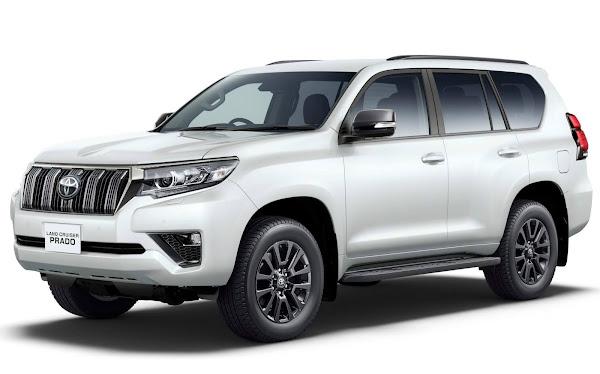 Toyota Prado 2023: nova geração terá powertrain elétrico híbrido