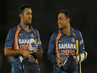 MS Dhoni announced his retirement from international cricket