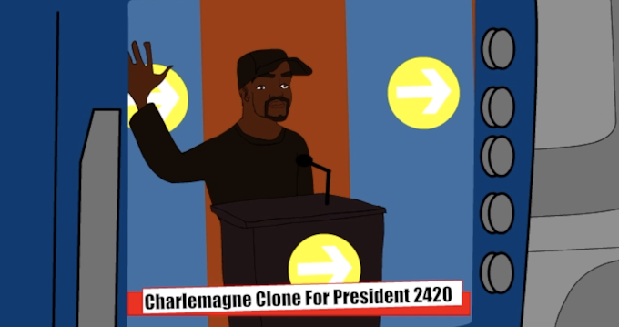 New #Charlemagne2420 Prediction from his Bernie Sanders Breakfast Club Interview - #LamarUniverse