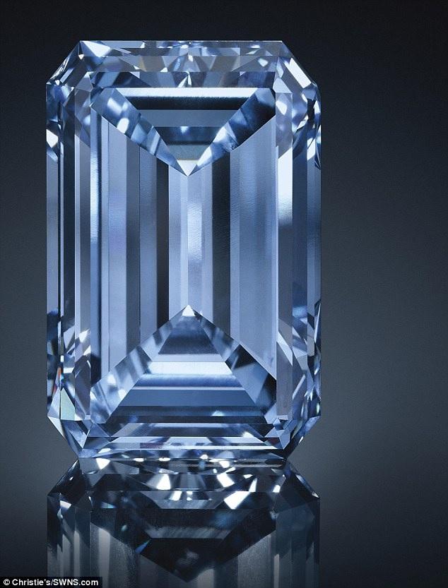 Στο σφυρί» για 60 εκατ. δολάρια τo διαμάντι «Pink Star»  3bf1fbb4527