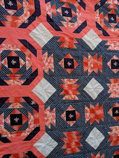 pineapple quilt blocks