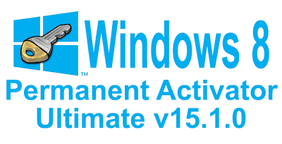 Windows 8 Permanent Activator Ultimate 15.1.0 Free Download