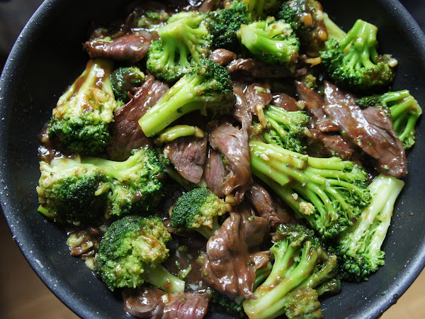 REZEPT: Beef Broccoli