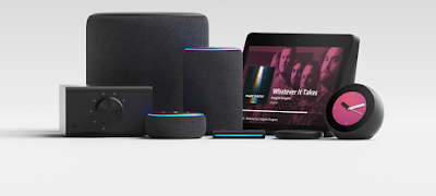 Amazon big hardware event, new products across Echo and Fire TV product lines