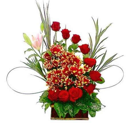 Cara Membuat Karangan Bunga Segar Dengan Tepat Dan Sederhana