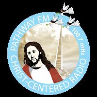Pathway Radio FM 100.7 MHz logo