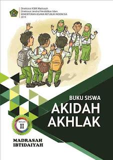 Buku Akidah Akhlak Kelas 2 MI