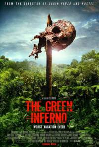 The Green Inferno 2013 Hindi + Eng + Telugu + Tamil Movies Download
