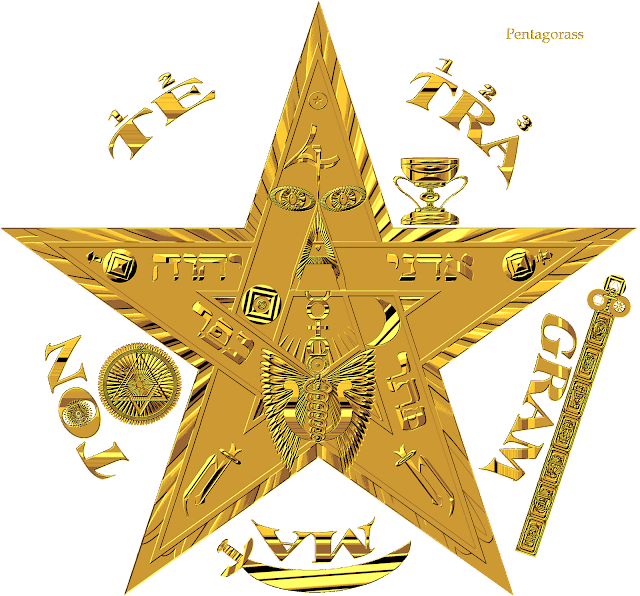 the-esoteric-pentagram-in-gold-and-seven-metals